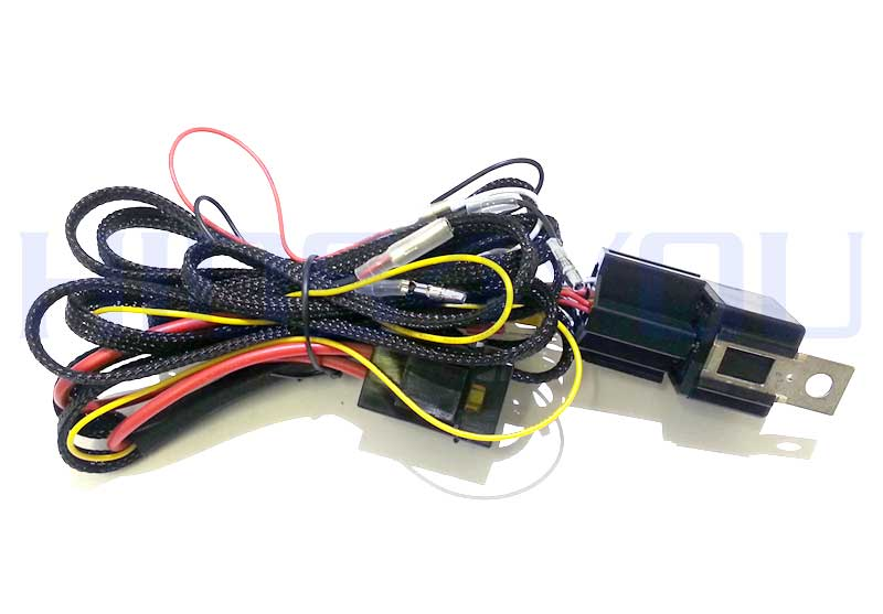 smd led angel eyes wiring relay harness loom for bmw e30. Black Bedroom Furniture Sets. Home Design Ideas